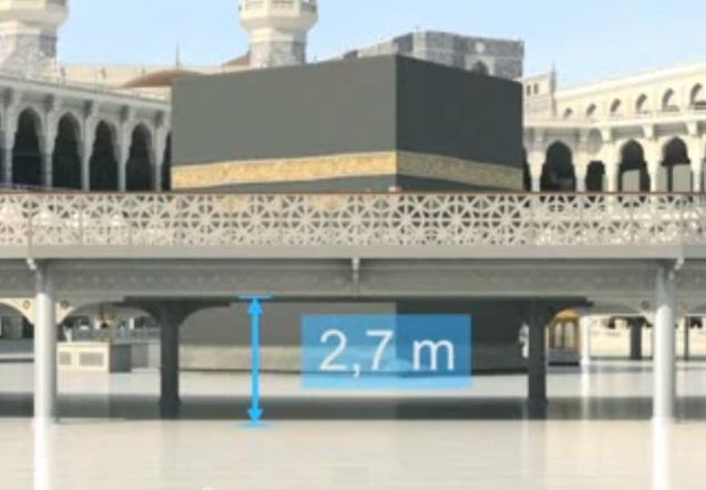 La kaaba vue de l interieur 28 images l int 233 rieur for Interieur kaaba